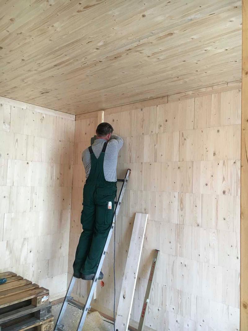 Bauen Wie Mit Holz Legosteinen Bauhandwerk