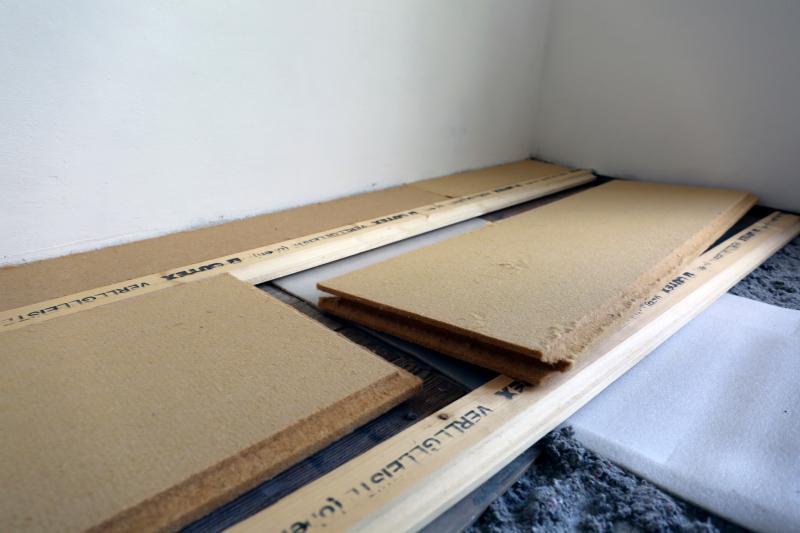 Fußboden Unterkonstruktion ~ Unterkonstruktion für sanierungsfälle bauhandwerk