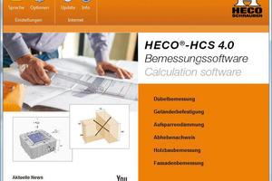 """Die Software """"HCS 4.0"""" hilft bei Sanierungsaufgaben"""