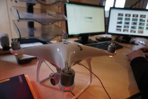 Tritt die neue Drohnenverordnung in Kraft, müssen Drohnen bald mit Name und Adresse des Inhabers gekennzeichnet werdenFoto: Stephan Thomas