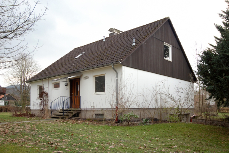 Fertighaussanierung: Holzrahmenbau, Dachgeschossausbau, Aufstockung ...