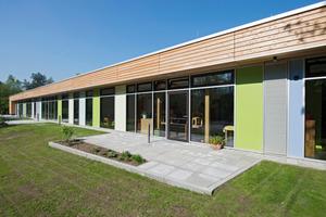 Die kommunale Kindertagesstätte in Geesthacht südlich von Hamburg erreichte hervorragende Werte für die Innenraumluft und war nicht teurer als ein Gebäude ohne gesundheitliches Qualitätsmanagement