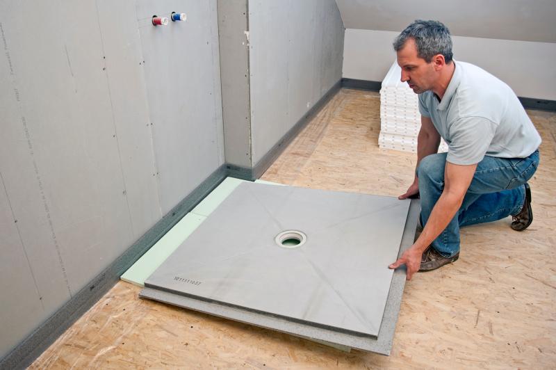 Trockenbau Für Den Nassbereich Bauhandwerk - Fliesen für nassbereich