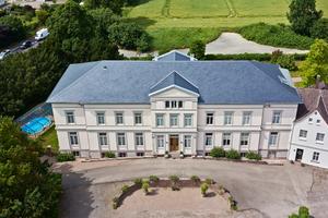 """Das sanierte Herrenhaus des Ritterguts Ohr in Emmerthal<span class=""""bildnachweis"""">Fotos: Primero/Sven-Erik Tornow </span>"""