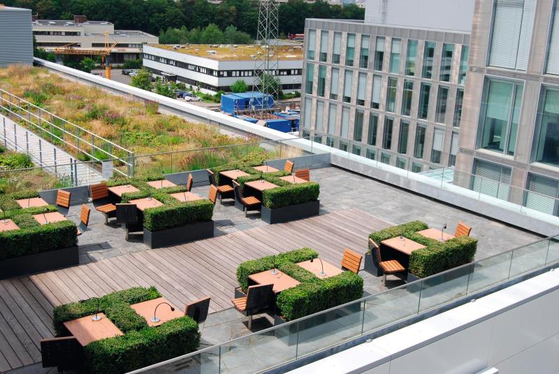 Nachhaltiges Bauen Mit Dachbegrunung Bauhandwerk