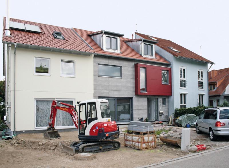 Moderne Dammung Bringt Platz Im Haus Bauhandwerk