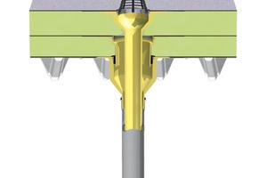 """Wenn Gully und Rohr nicht mehr funktionstüchtig sind und die Wärmedämmung aufgestockt werden soll, bietet sich die """"Gully-in-Rohr-Sanierung"""" an"""