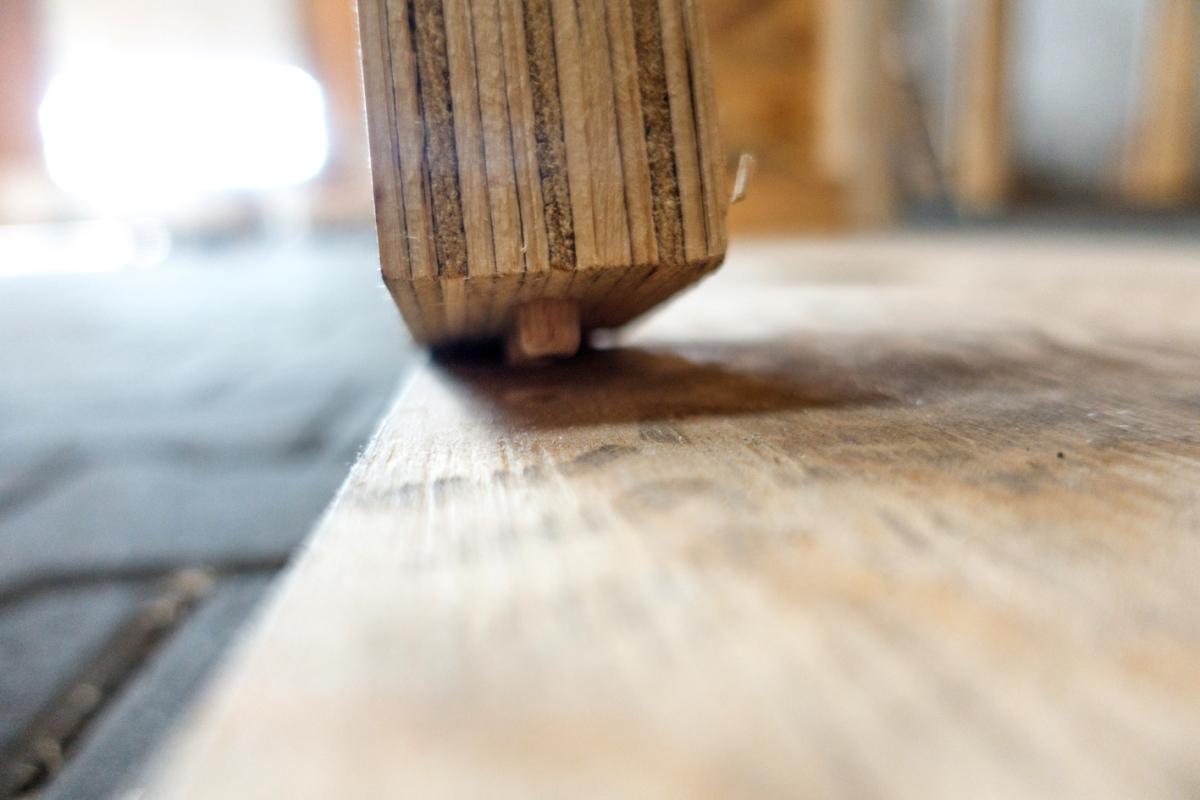 Tragfahiges Bausystem Mit Holzstegtragern Bauhandwerk