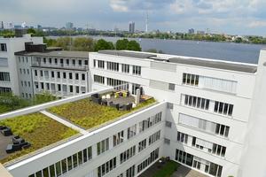 """Dachbegrünung ist eines der Themen der Halbtags-Fachseminare <span class=""""bildnachweis"""">Foto: Optigrün AG</span>"""