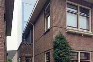 """<irspacing style=""""letter-spacing: -0.03em;"""">Der Balkon im 1. OG wurde umgenutzt, er dient jetzt als Zugang zu den Räumen auf dem Dach</irspacing><span class=""""bildnachweis"""">Foto: Robert Mehl</span>"""