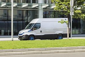 """Der Iveco """"Daily Hi-Matic Natural Power"""" hat einen 136 PS starken Erdgasantrieb<span class=""""bildnachweis"""">Foto: Iveco</span>"""