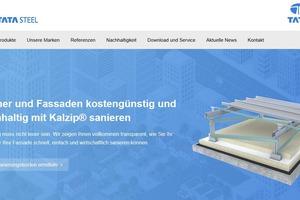 Auf der Online-Plattform kosten-dachsanierung.de können Interessenten die zu erwartenden Kosten für Ihre Dachsanierung heraus findenScreenshot: Kalzip/Tata Steel Europe
