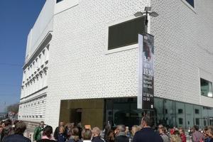 Das Vorarlberger Landesmuseum Foto: Rüdiger Sinn<br /><br />