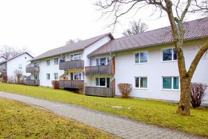 Über 2000 m² Dachböden galt es in dieser Siedlung in Kempten (Allgäu) zu dämmen, dafür kamen Thermoboden-Elemente von Joma zum Einsatz<br />