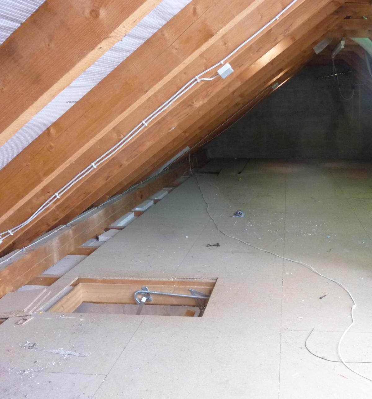 lösung für tauwasserprobleme - dach+holzbau