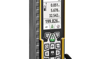 Hilti Entfernungsmesser Test : Anvisieren messen und fertig! dach holzbau
