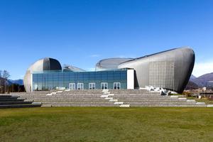 Das neue Kulturzentrum von Verbania bietet einen inspirierenden Rahmen für Kulturschaffende und BesucherFoto: Pier Mario Ruggeri