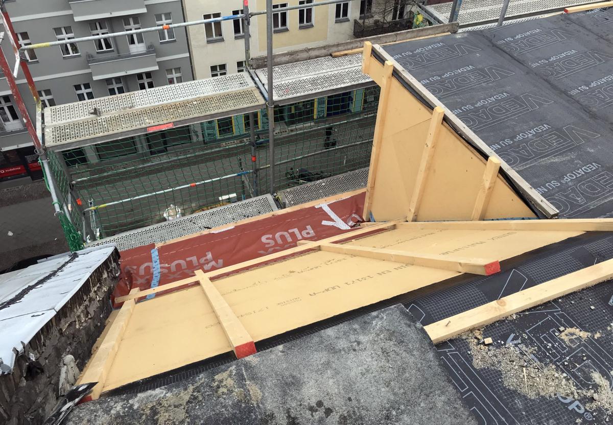 dämmstoff-kombination für berliner dach - dach+holzbau