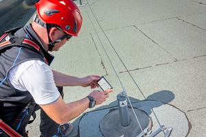 Das Bildmaterial wird direkt den richtigen Komponenten zugeordnet Fotos: ABS Safety
