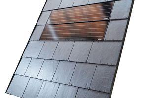 Das Rathscheck Schiefer System ist für Dachneigungen ab 25 Grad geeignet