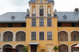 "Direkt am Schlosshof liegt der Küchenflügel (Turmflügel)<irspacing style=""letter-spacing: -0.02em;"">Fotos: R. Rossner/Deutsche Stiftung Denkmalschutz </irspacing>"