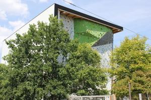 Kletterhalle des Deutschen Alpenvereins in Hannover