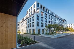 """Das Projekt """"sue&til"""" ist das aktuell größte Wohnbauvorhaben der Schweiz in Holzbauweise"""