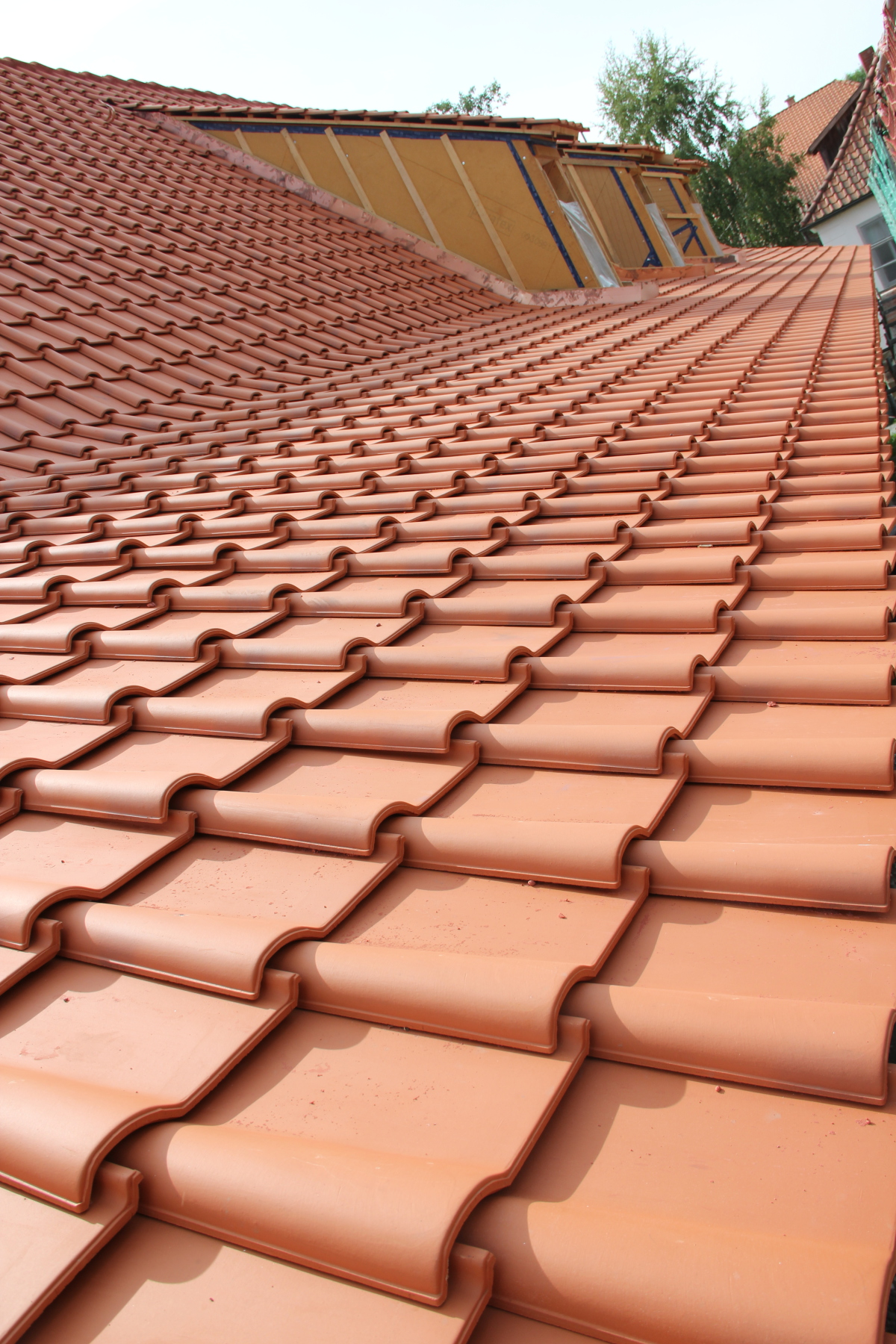 Hochwertiger Holzbau Auf Dem Land Dach Holzbau