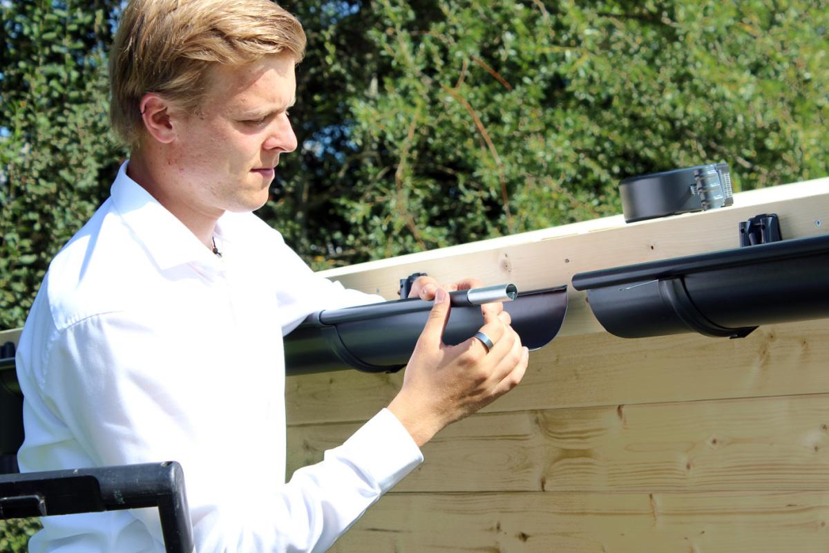 Kleine Reparaturen Schnell Erledigt Dach Holzbau