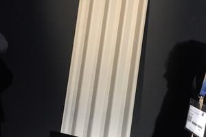 """Ein Gewicht von 31,5 kg und eine Länge von 1 m: Der Ziegel """"SF 18 pro"""" ist zunächst nur ein Prototyp<br /><br />"""