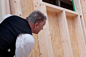 """Die Einführung der neuen Musterbauordnung in Deutschland wird den Holzbau nach Ansicht des Herstellers Swiss Krono verkomplizieren und verteuern <div class=""""bildnachweis"""">Foto: Swiss Krono<strong></strong></div>"""
