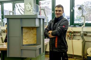 Stolzer Gewinner der Rheinzink-Masters 2019: Simon Lerch aus Roitzsch