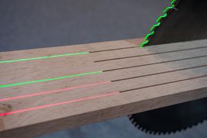 Die Ligna zeigt die gesamte Wertschöpfungskette der Holzindustrie, von der Forst- und Sägewerkstechnik bis hin zu Werkzeugen für die Holzbearbeitung
