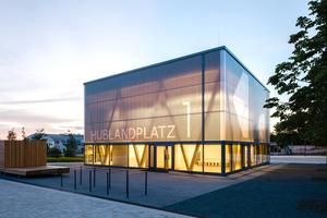 Ebenfalls mit dem Dt. Holzbaupreis 2019 ausgezeichnet wurde das Gründerlabor in Würzburg