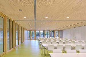 Anerkennung - Neubau beim Deutschen Holzbaupreis 2019 für die Ludwig-Schwamb-Schule und Mühltalschule in Darmstadt