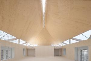 Die neuen Ateliers der Kunstakademie in Münster
