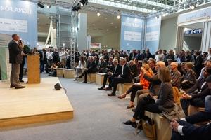 Der Deutsche Holzbaupreis wurde auf der Messe LIGNA am 28. Mai 2019 verliehen