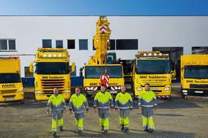 Der ADAC bietet ab diesem Jahr einen flächendeckenden Reifenservice für Leicht-Lkw an ⇥Foto: ADAC