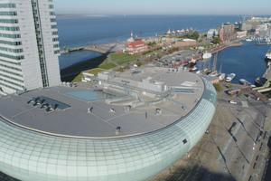 Rund 500000 Besucher lernen im Klimahaus Bremerhaven pro Jahr die Klimazonen der Erde kennen