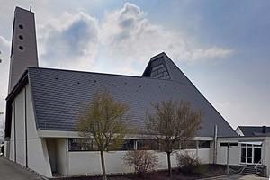 Nach der Sanierung: Die Heilig-Geist-Kirche Großbettlingen Ende des Jahres 2018Foto: Prefa/lookatbuck<br />