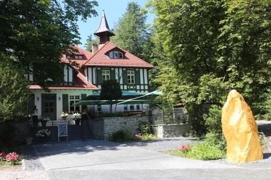 Das frühere Schützenhaus im Wiesbadener Goldsteintal wurde saniert