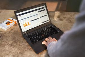 """Die cloudbasierte Systemlösung """"Stihl connect pro"""" ermöglicht die Erfassung von Gerätedaten während des Betriebs"""