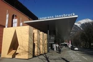 Das IHF fand 2019 in Innsbruck im Congress-Zentrum statt, eingerahmt von einer wunderschönen Bergkulisse