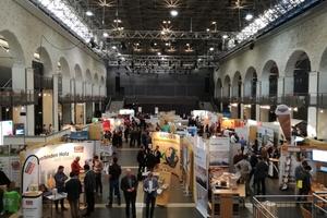 2400 Besucherinnen und Besucher fanden sich an drei Tagen in Innsbruck ein. Imrahmt wurde die Veranstaltung von einer Ausstellermesse mit 165 Firmen<br />