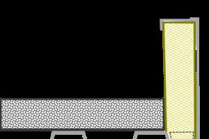 """Mit dem """"Lamilux-Lichtband S"""" sind mit Ausnahme von Profilfüllern im Querstoß keine zusätzlichen Brandschutzmaßnahmen erforderlich"""