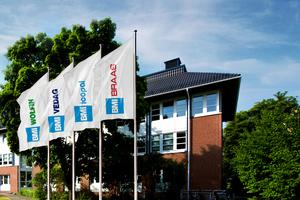 Die Hauptverwaltung der BMI Group Region Central Europe in Oberursel
