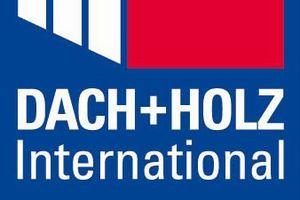 Grömo finden Sie auf der DACH+HOLZ 2020 in Halle 7, Stand 7.311