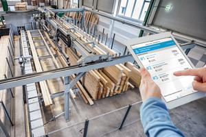 Ein durchgängiger Datenfluss sowie der dazu passende Informationsfluss ermöglichen einen effizienten und flexiblen Fertigungsprozess<br />