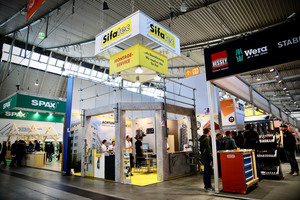 Auf der Messe Dach+Holz 2020 in Stuttgart präsentierte die Firma Sifatec ihr Produkt- und Dienstleistungsportfolio<br />