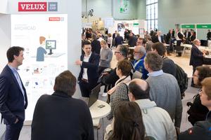 Mehr als 270 Aussteller präsentierten ihre Produkte auf der ersten digitalBAU-Messe in Köln